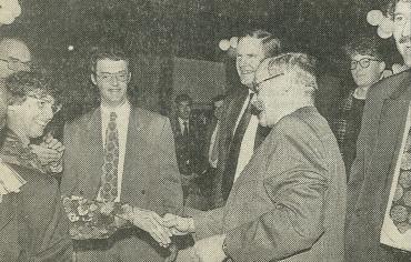 Roland Kuster Im Jahr 1991
